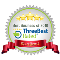 Best Business of 2018 | ThreeBestRated