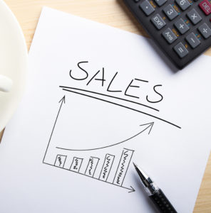 Sales team with VELOX Media
